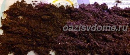 Почва на подложке для Улитки