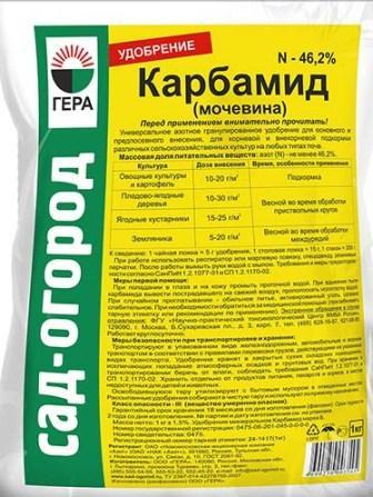 Препарат Мочевина
