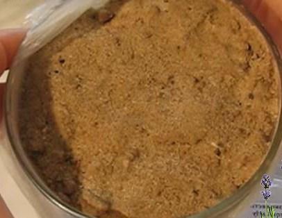 Стратификация семян лаванды в песке
