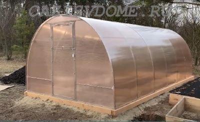 Лучшие средства для обработки весной поликарбонатных теплиц
