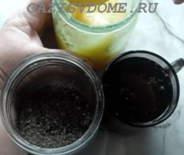 Чай из сырья цветка эхинацея