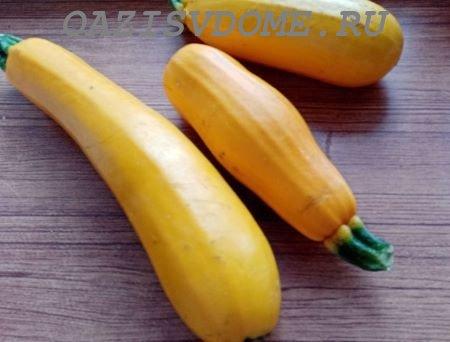 Хранение урожая кабачков зимой в домашних условиях